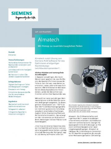 Download der Almatech Case Study
