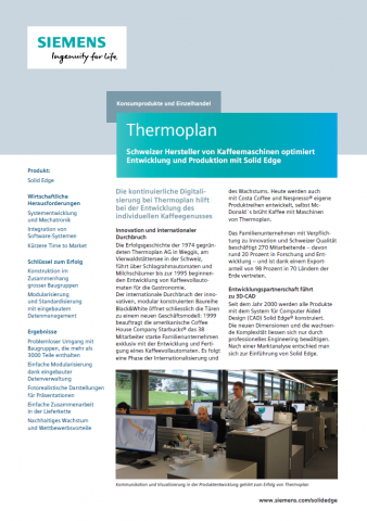 Case Study Thermoplan