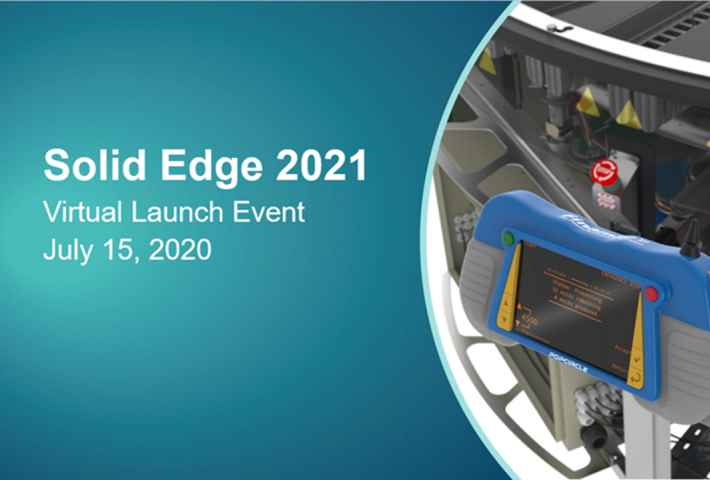Solid Edge 2021 - Virtueller Launch - Siemens | Cytrus